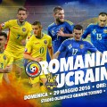 Romania - Ucraina: oggi amichevole di prestigio a Torino
