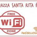 A Santa Rita il WiFi è free!