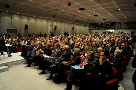Centro Congressi Unione Industriale, un polo culturale nel cuore di Torino