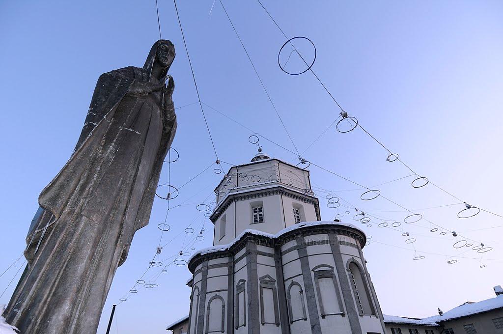Torino. Il Monte dei Cappuccini e il presidio dei Cavalieri Templari