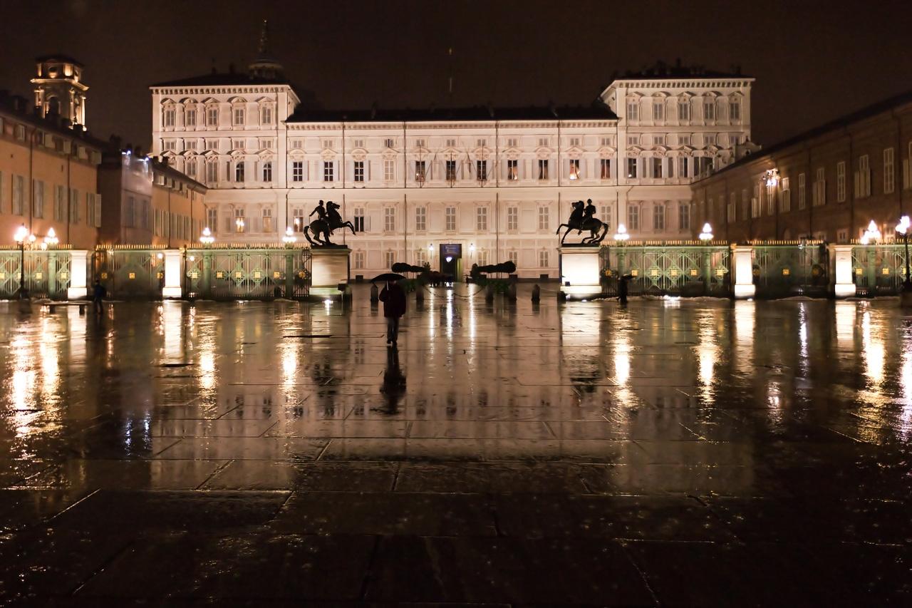 Torino, Notte Bianca e nuova immagine per i Musei Reali