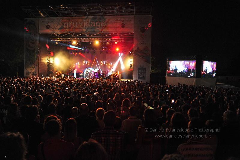 Anastacia GruVillage Festival 2016
