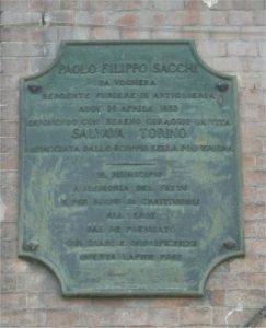 Paolo Sacchi, l'altro eroe di Torino!