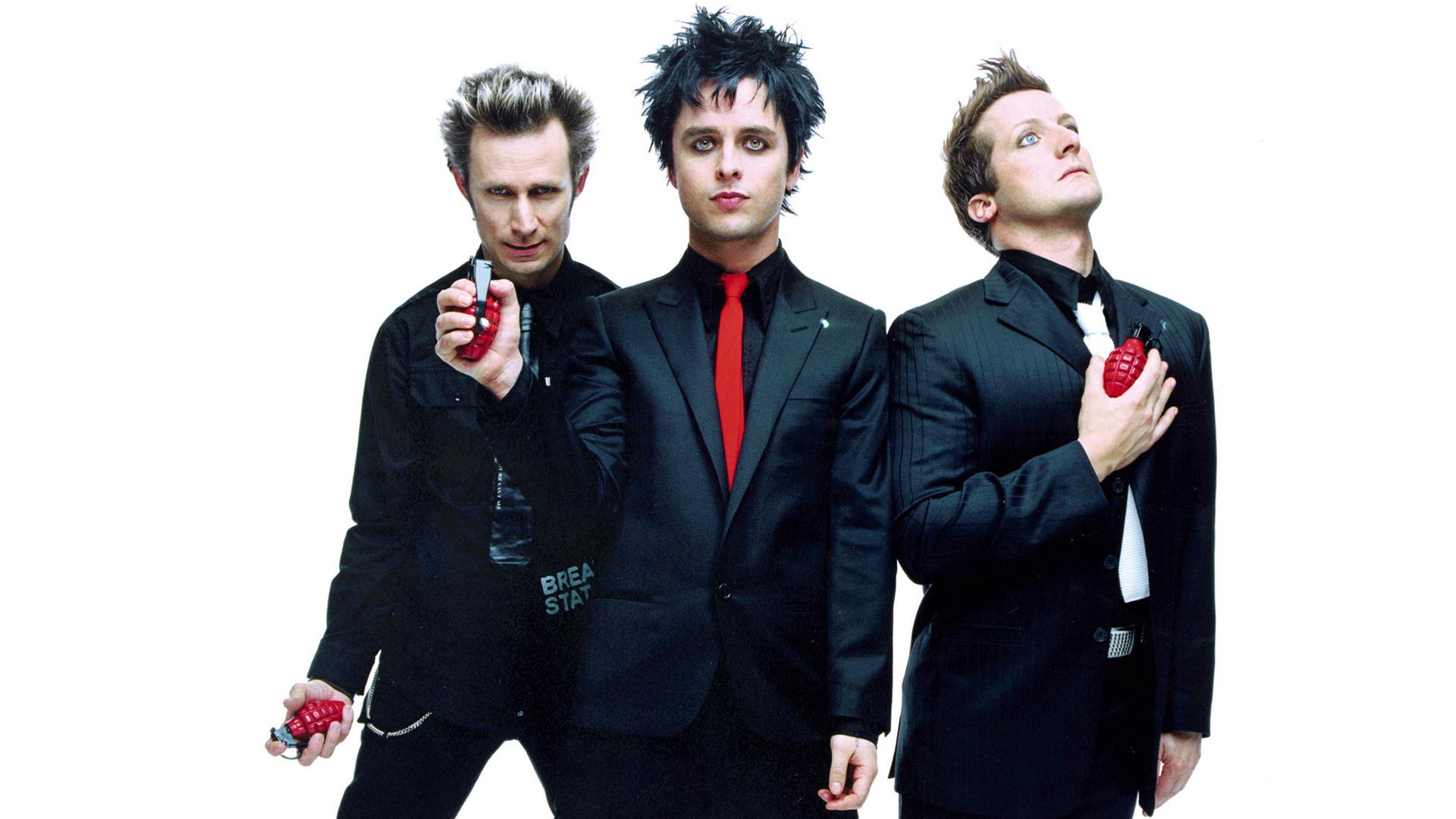 Inizia da Torino il nuovo tour europeo dei Green Day