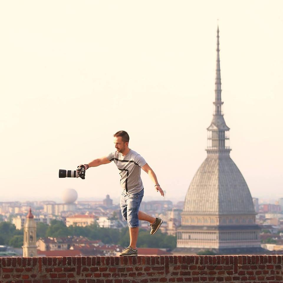 Calendario Torino 2017: 4 chiacchiere con il fotografo Valerio Minato
