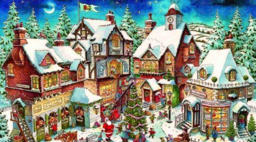 Festività, piazza d'Armi si trasforma nel villaggio di Babbo Natale