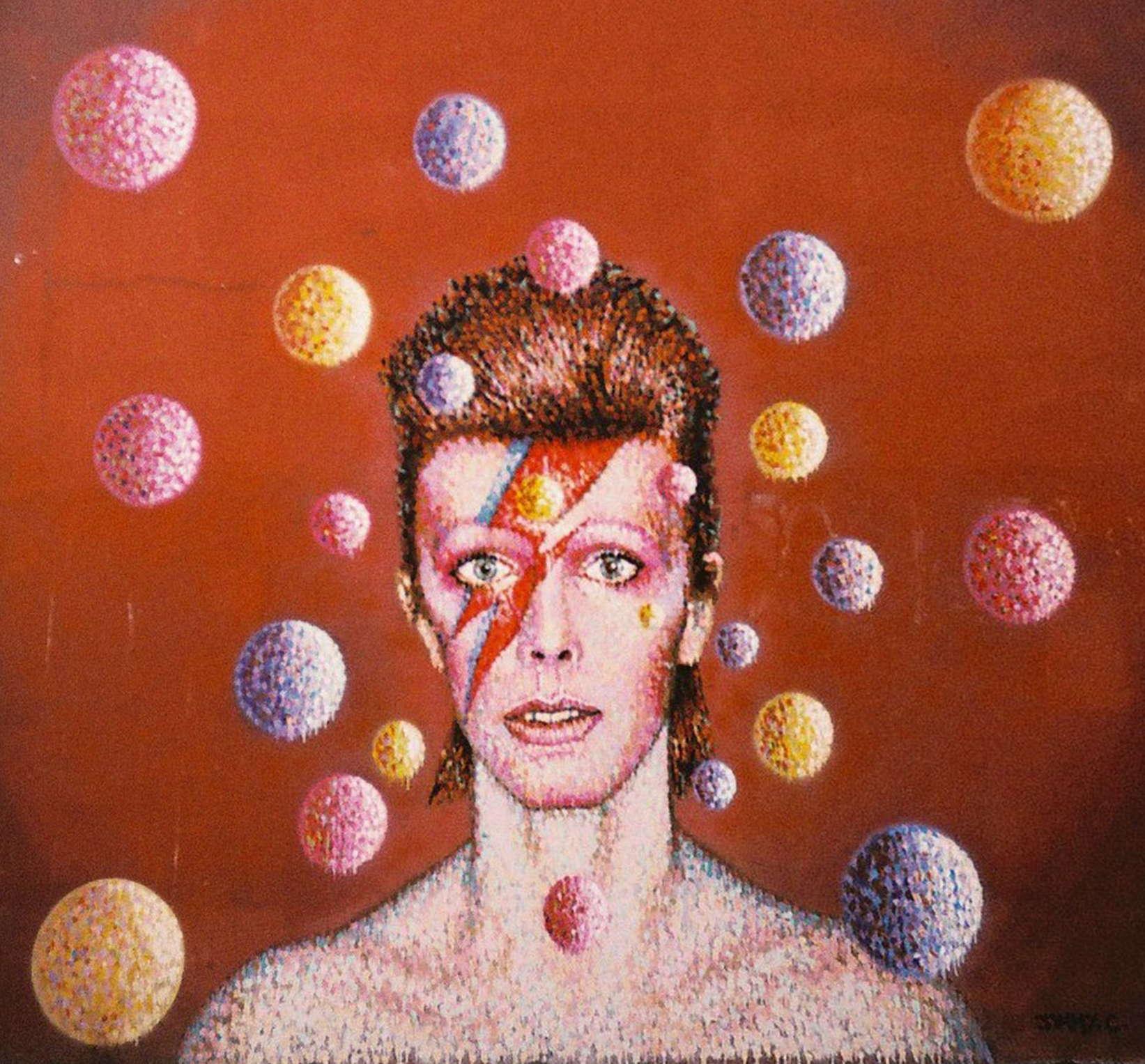 David Bowie sul manifesto del Torino Film Festival 2016