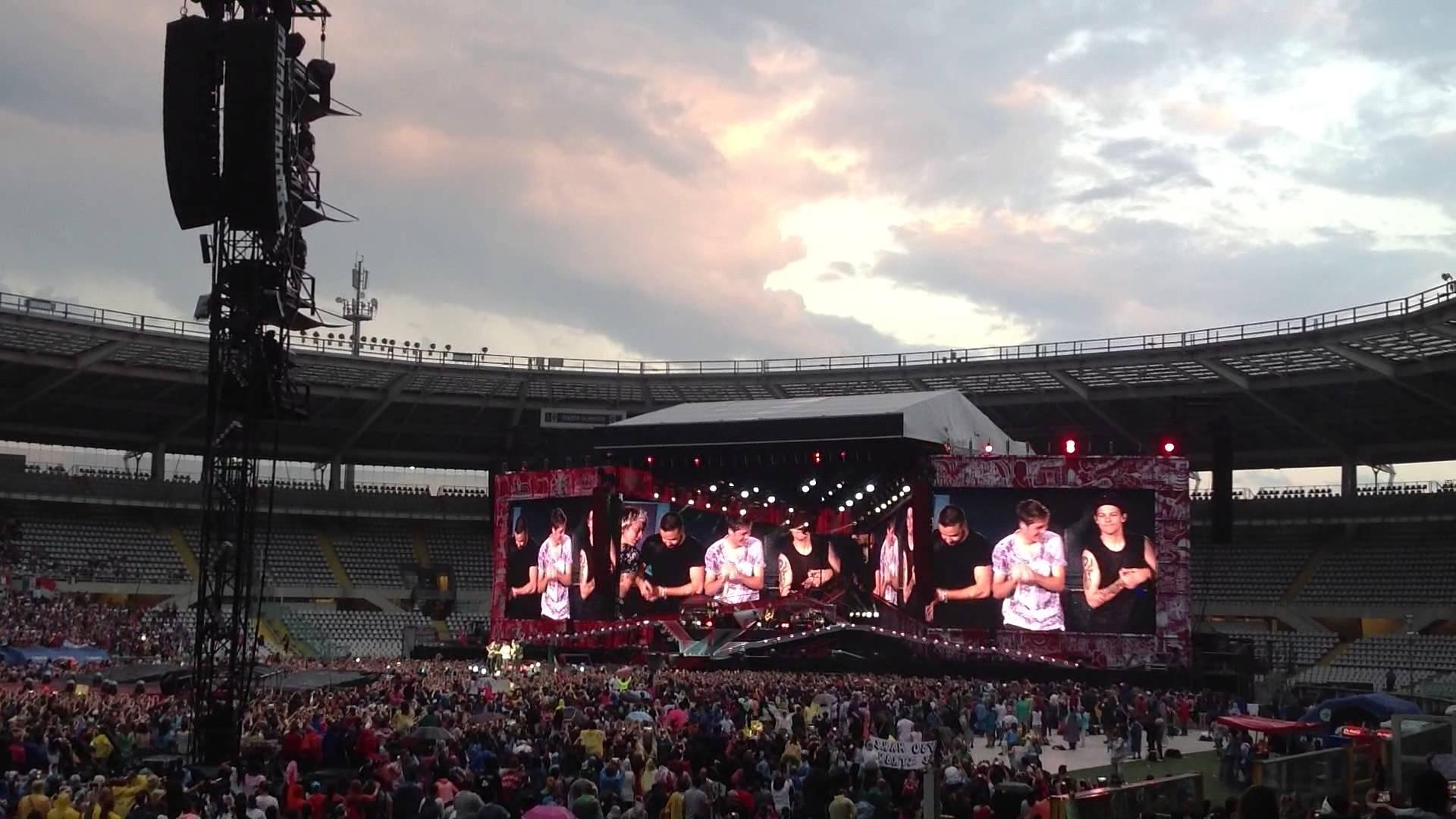 Stop ai concerti all'Olimpico: Tiziano Ferro chiude la stagione