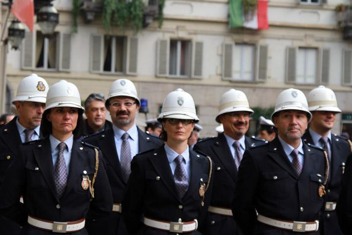 12 novembre: i vigili urbani di Torino compiono 225 anni