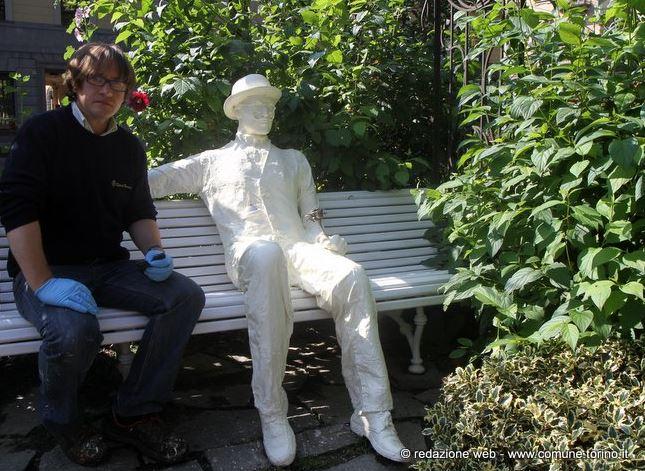 Rodolfo Marasciuolo: l' artista più amato di Torino