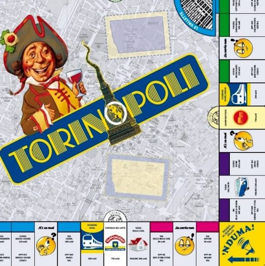 Monopoli? No Torinopoli, il gioco del Natale!