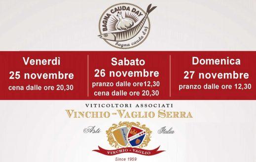 """Il """"Bagna Cauda Day 2016"""" il Piemonte presenta il suo simbolo"""