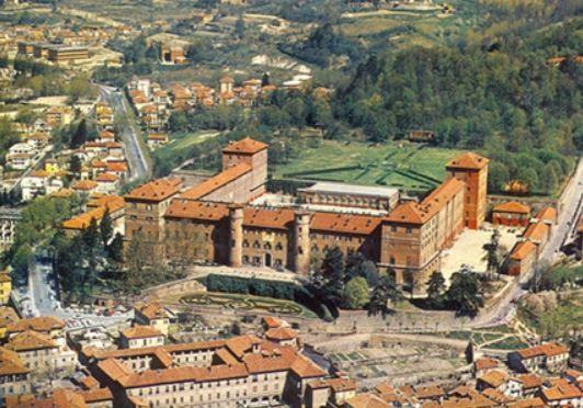 Il Castello di Moncalieri in affitto a mille euro al mese