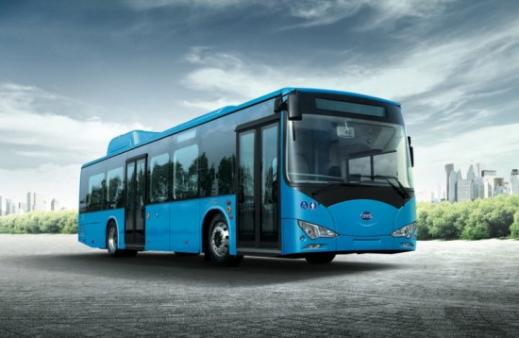 Gtt, da Aprile 2017 arrivano 16 nuovi bus ecologici dalla Cina
