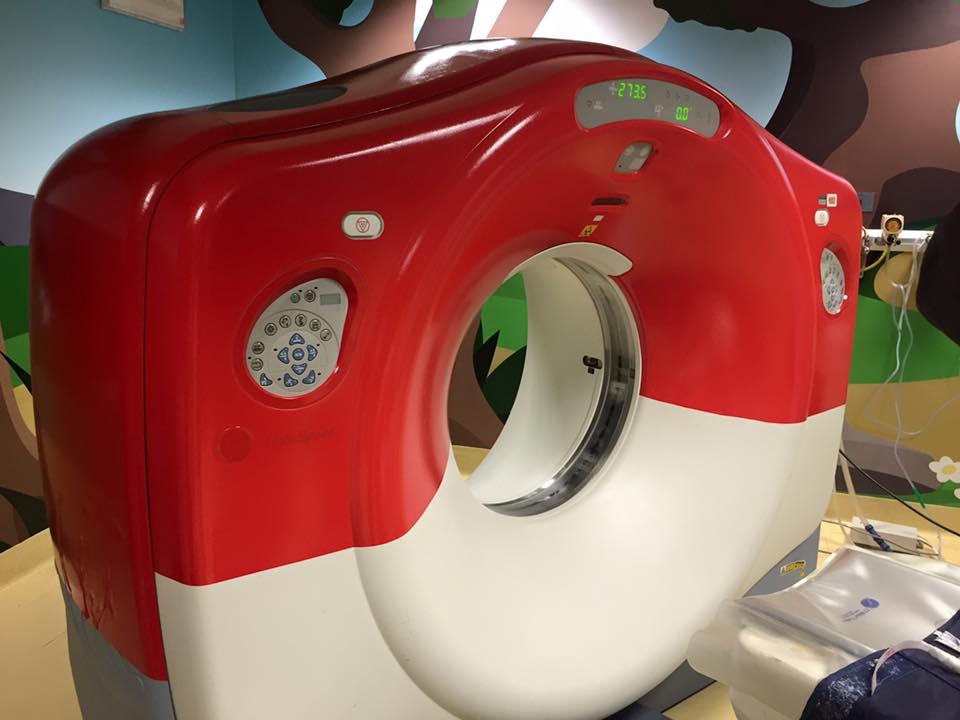 Il Progetto Pinocchio e la nuova sala TAC per bambini al Regina Margherita di Torino