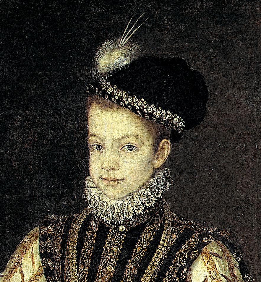 il-giovane-carlo-emanuele-i-a-10-anni-nel-dipinto-di-giacomo-vighi-detto-largenta_1572-circa