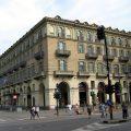 Torino: la rinascita di Piazza Carlo Felice dall'ex Hotel Ligure