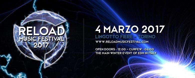 Reload Music Festival: torna a Torino l'evento più atteso dell'anno