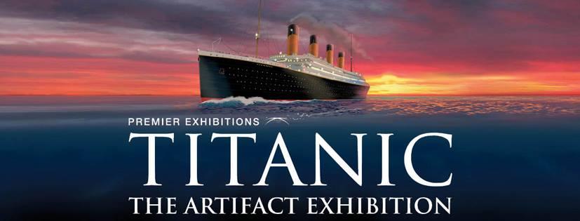 Arriva a Torino il Titanic: una mostra itinerante sui tesori della nave