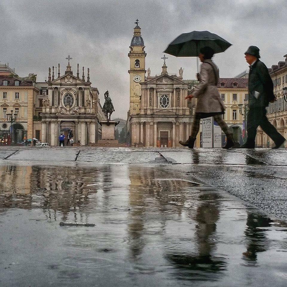 Torino, previsioni per il meteo: tornano il freddo e le piogge da oggi