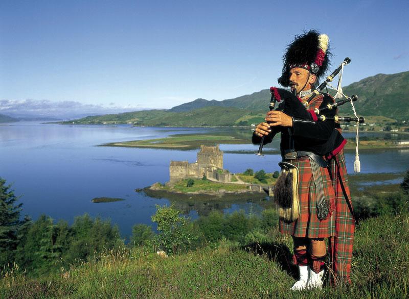 Gurro: la Scozia a due passi da casa