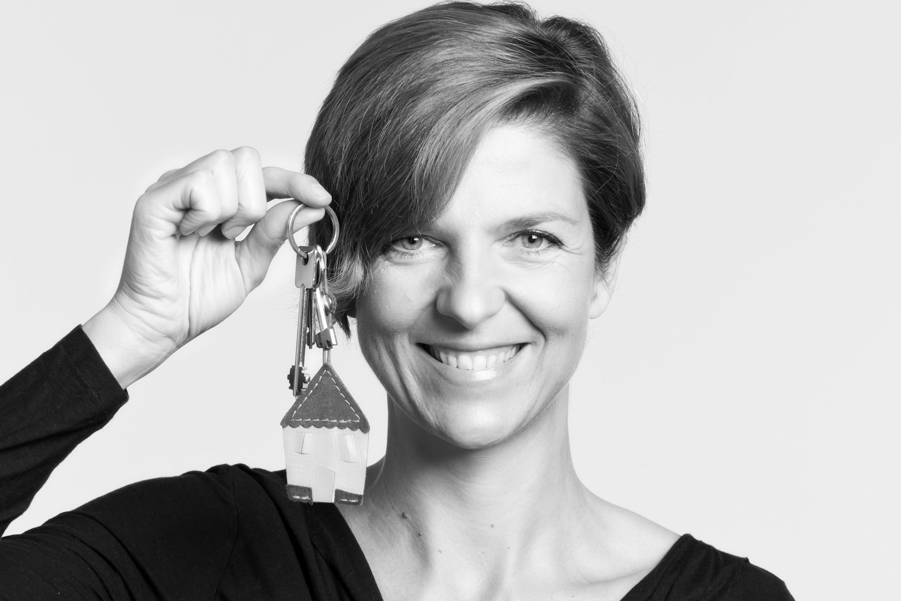 "Laura Polesinanti la ""House Hunter"" di Torino"