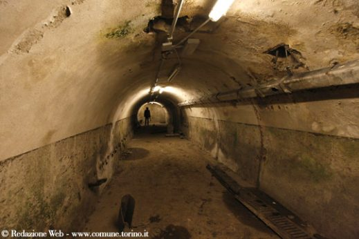 25 aprile 2017 Torino: aprono i rifugi antiaereo