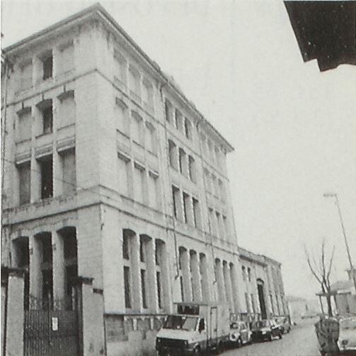 AC Hotel Torino by Marriott: storia di un pastificio
