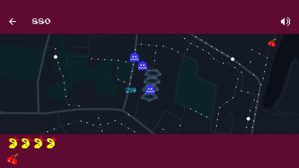 Pac Man su Google Maps: a Torino il pesce d'Aprile firmato Google