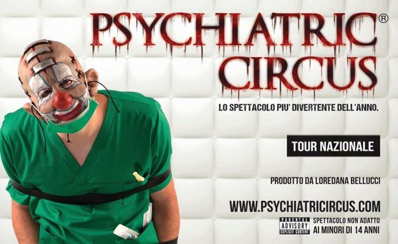 Torna a Torino Psychiatric Circus ecco come partecipare