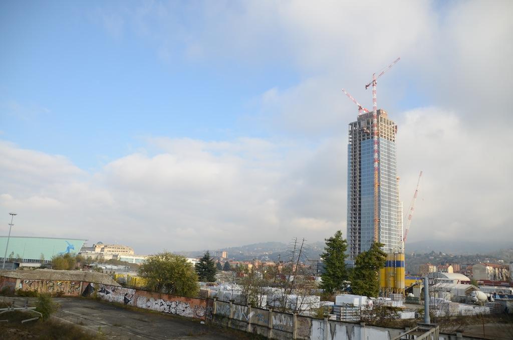 Grattacielo Regione Piemonte: ripartono i lavori!