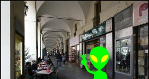 Absu Imaily Swandy, l'extraterrestre che amava via Po