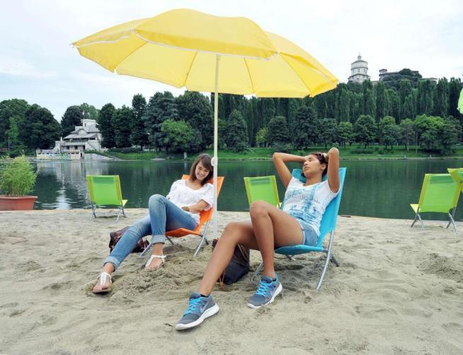 Torino, la spiaggia ai Murazzi non si farà nemmeno quest'anno