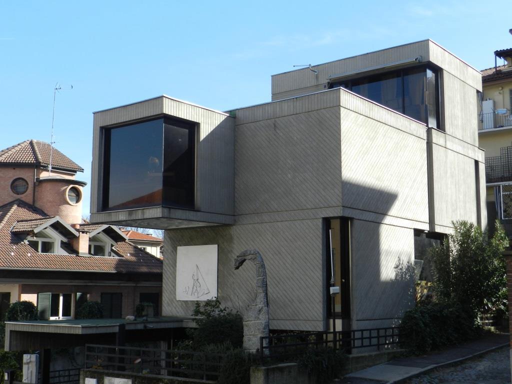 Borgo Po, lo studio di Ezio Gribaudo secondo la House Hunter di Torino