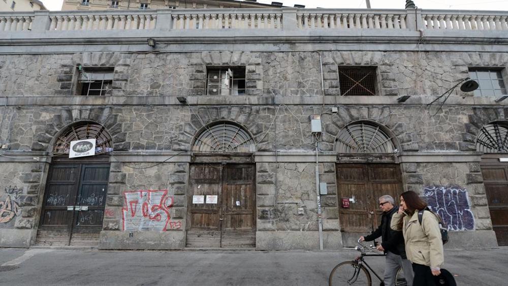 """Murazzi di Torino rinasce """"Giancarlo"""" ma sotto una nuova veste!"""