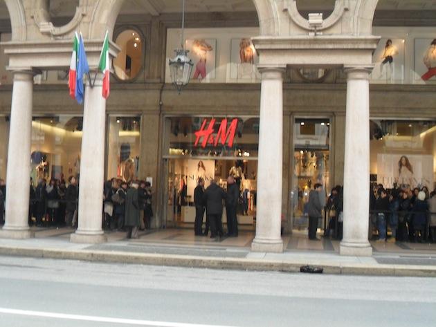 H&M si espande a Torino: tre le nuove aperture in programma