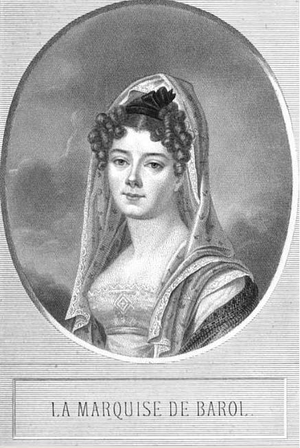 Giulia di Barolo, l'aristocratica che guardò ai poveri [Fonte: Wikipedia]