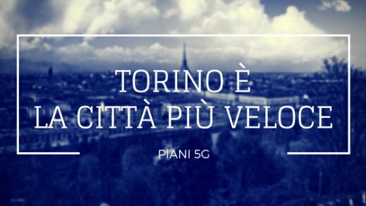 Connessioni veloci, a Torino le grandi aziende sperimentano il futuro