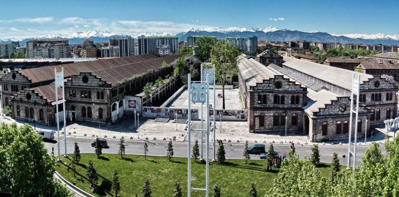 Ogr di Torino ospiteranno i grandi nomi dell'arte contemporanea