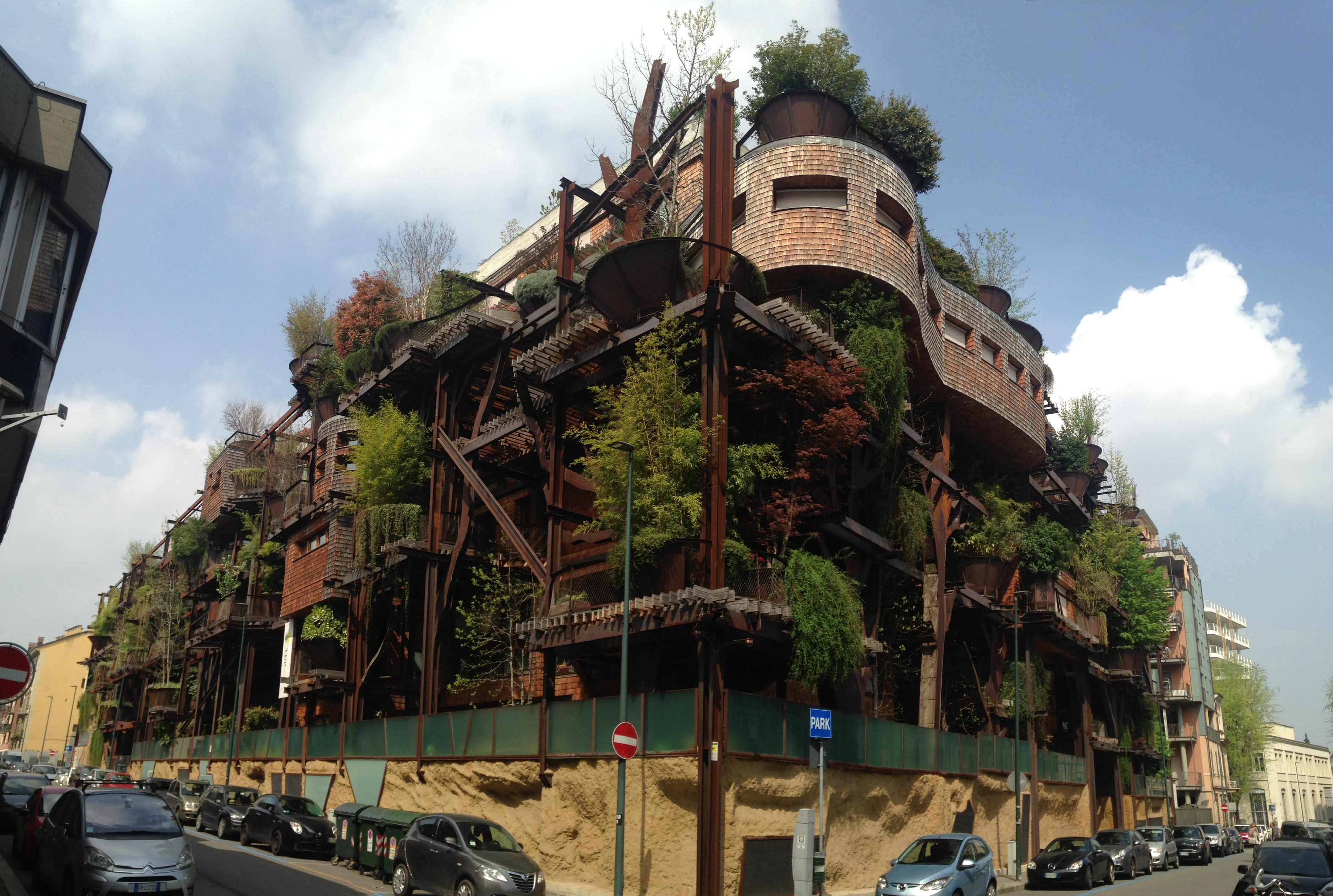 La Casa sugli alberi: la nostra House Hunter di Torino ci descrive 25 Verde