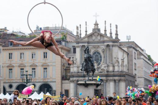 """Living Circus Torino, edizione 2017 parte """"in tandem"""" con la StraTorino"""