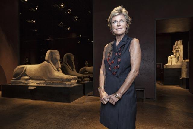 4 chiacchiere con Evelina Christillin, presidente della Fondazione Museo Egizio