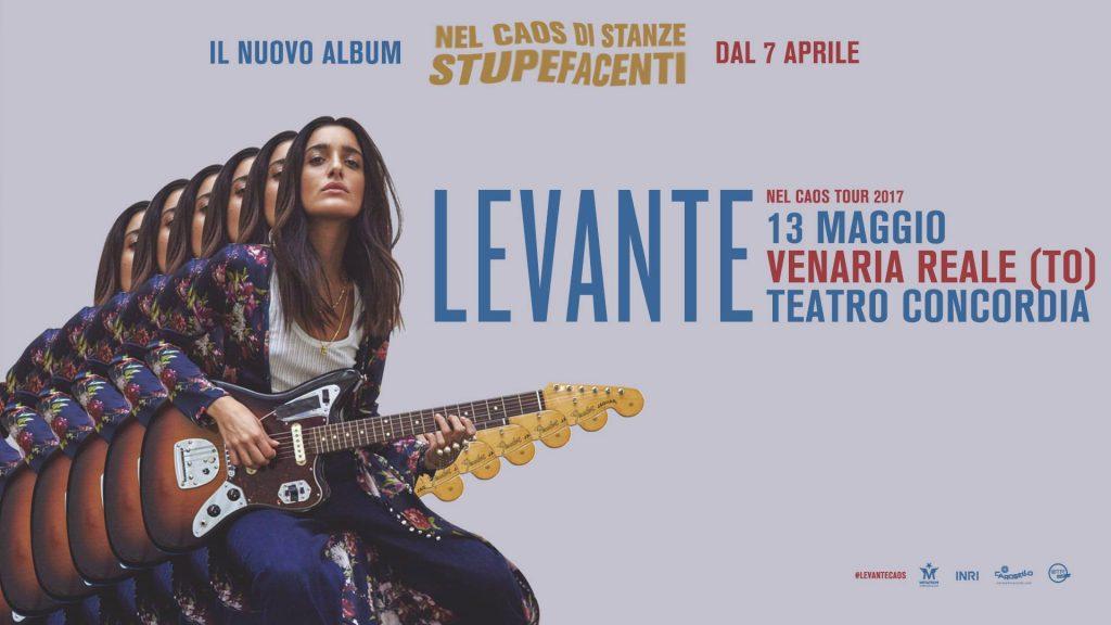 Cosa fare a Torino nel weekend (13-14 maggio 2017): Levante al Teatro della Concordia