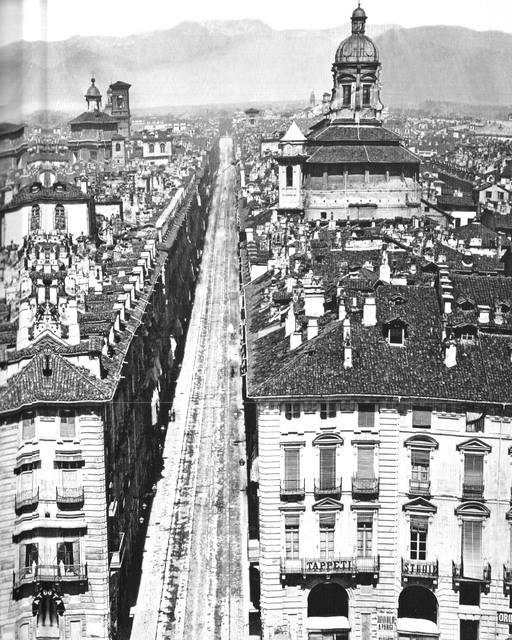 7 giugno 1882 via Garibaldi prende il posto di via Dora Grossa