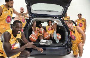 La Fiat Torino del Basket vola all'Eurocup!