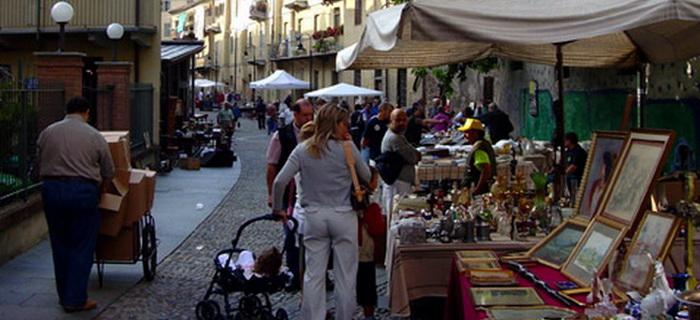 Il mercato di Porta Palazzo: il Gran Balon di Torino