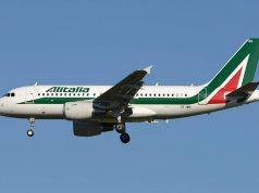 Caselle, il volo Alitalia Torino - Catania è tornato attivo