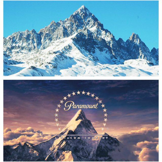 Il logo della Paramount è il Monviso piemontese?