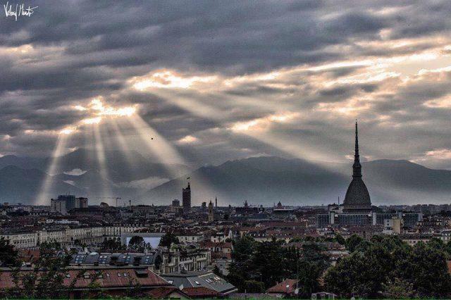 Meteo Torino: settimana di pioggia e temperature in netto calo