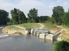 Torino, una centrale idroelettrica sulla Dora sta per essere costruita: avviati i lavori